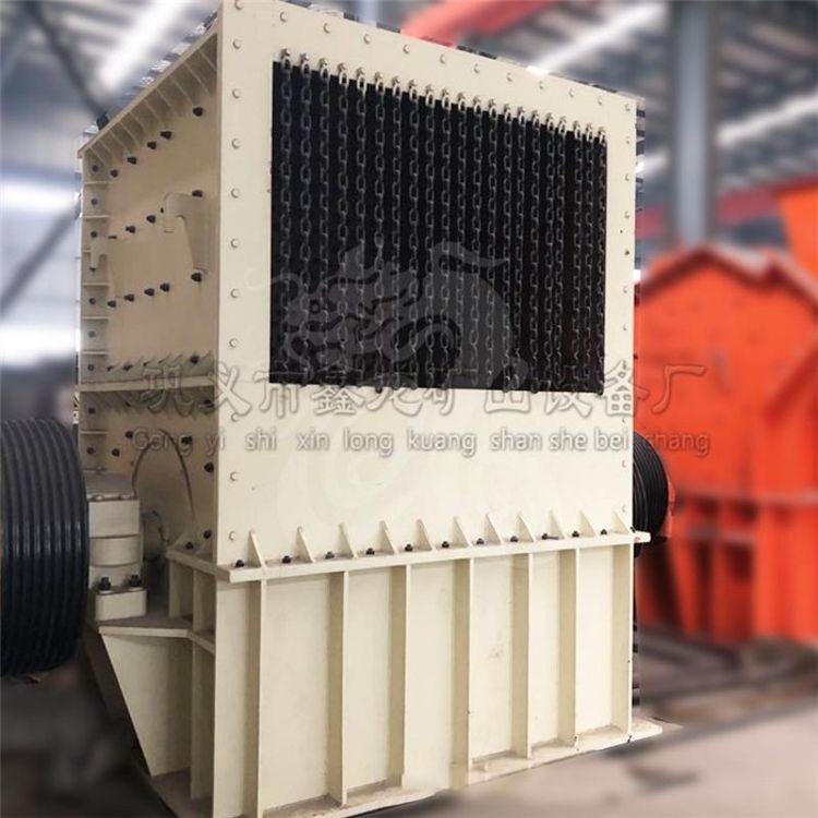 鑫龙矿山 箱式破碎机质量 重型箱式破碎机生产线 箱式制砂机