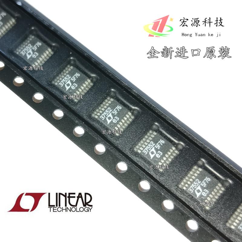 LT3755EMSE-2#PBF  丝印 37552 LED驱动器