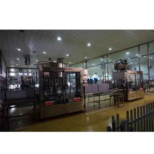 青州赛特智能 果酒灌装机生产线 小型自动果酒灌装机
