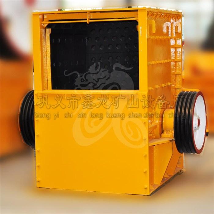 节能箱式重锤破碎机使用说明 鑫龙矿山 大型箱式重锤破碎机制砂机器