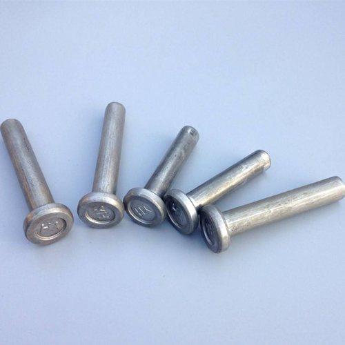 焊钉长期加工 朝磊紧固件 M8焊钉经销商 圆柱头焊钉大量生产