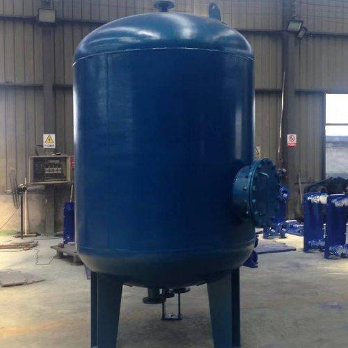 盘管容积式换热机组生产供应 不锈钢容积式换热机组哪家好 旭辉