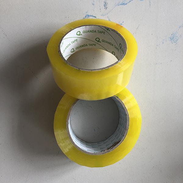 高粘度透明封箱胶带批发 封口透明封箱胶带源头厂 全达包装