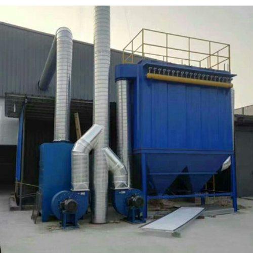 脉冲袋式除尘器设备厂家 供应脉冲袋式除尘器厂家 华浩环境