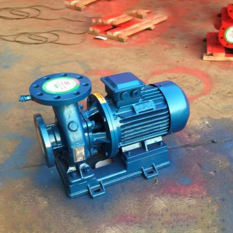 鼎跃泵业 ISW型管道泵直销 耐磨管道泵直销