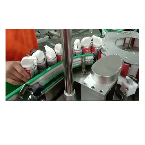 腾卓机械 速冻剂全自动贴管机定做 全自动贴管机定做