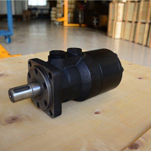 摆动液压马达 抓木机配件 行走液压马达的工作原理 源工