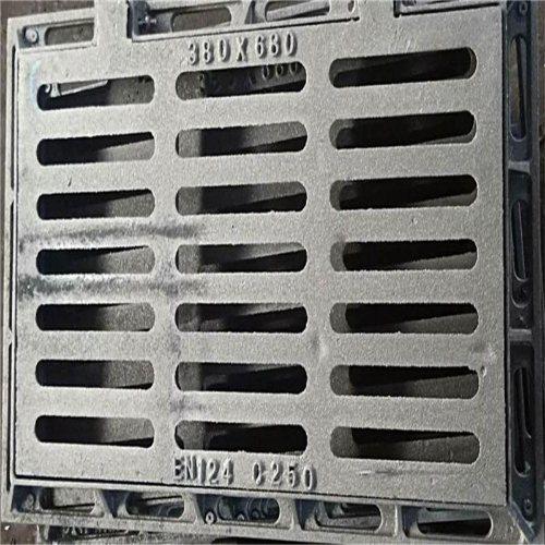 山东轻型雨水篦子生产厂家 山东翔铭 聊城铸铁雨水篦子