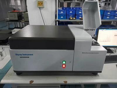 天瑞仪器直读光谱仪OES8000S全谱CCD技术