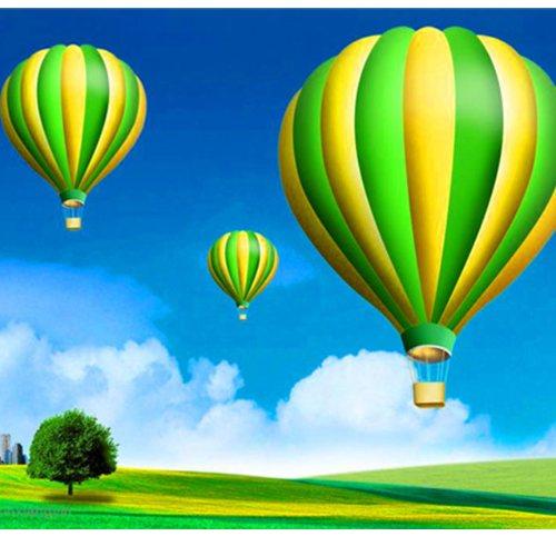 升空水滴形热气球可定制 乐飞洋 装饰水滴形热气球定做