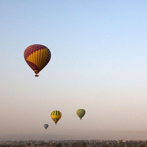 观光水滴形热气球定做 旅行水滴形热气球乐飞洋直销 乐飞洋