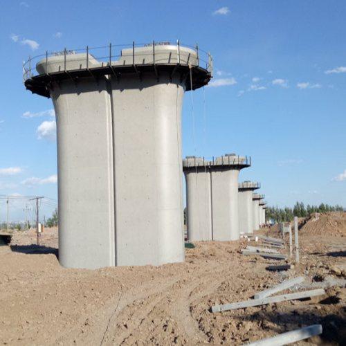 仿清水混凝土无痕修补 忠山新材料 外墙混凝土无痕修补材料