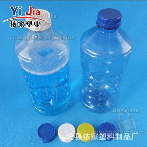 厂家直销汽车玻璃水瓶源头商家 厂家生产汽车玻璃水瓶 依家