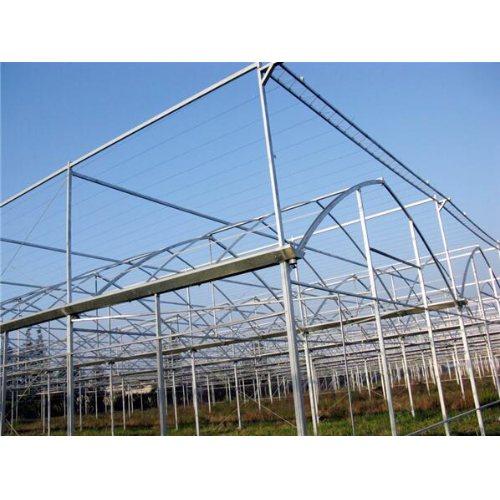 定制温室骨架用途 华亮温室 温室骨架厂家 批发温室骨架作用