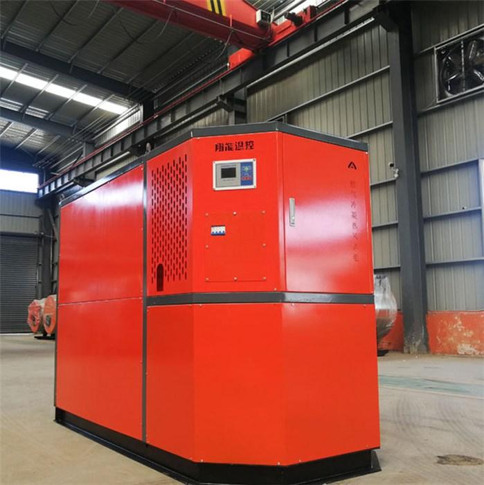 全自动燃气燃油冷凝热风炉温室供暖加温热风炉养殖育雏