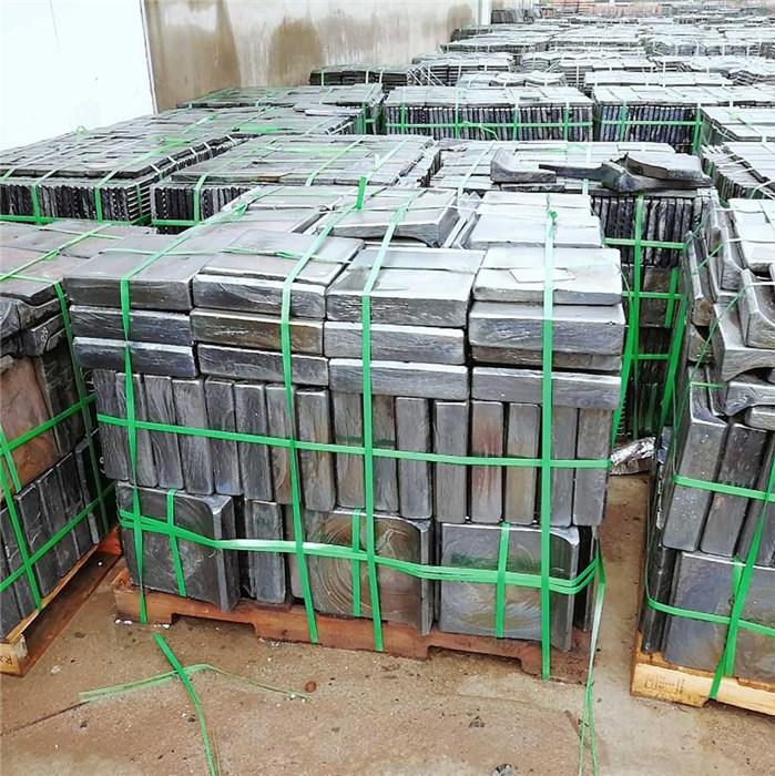 刹车试验场铸石板制造厂 新江化工 灰渣沟铸石板耐磨度