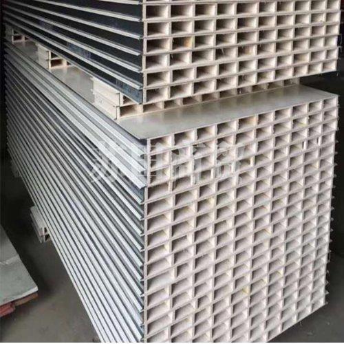 玻镁复合板 彩钢玻镁夹芯板%不锈钢玻镁净化板-济南苏田商贸