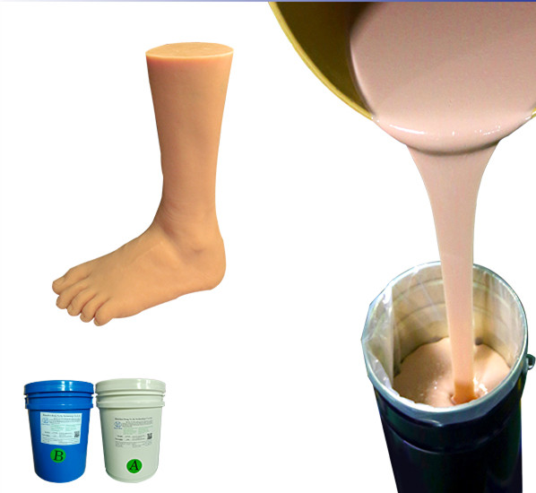 0度以下表面干爽的人体硅胶生产厂家 人体胶 优选品质