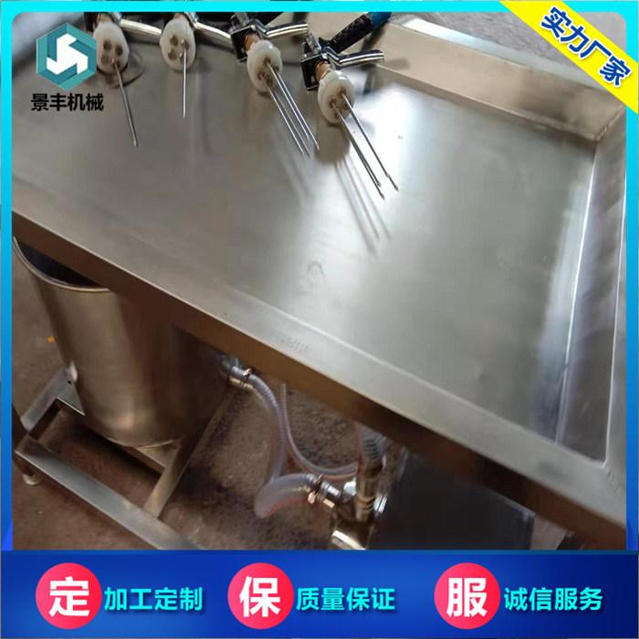 牛肉注射机可定制高效率 景丰食品机械 烤肉注射机制造商