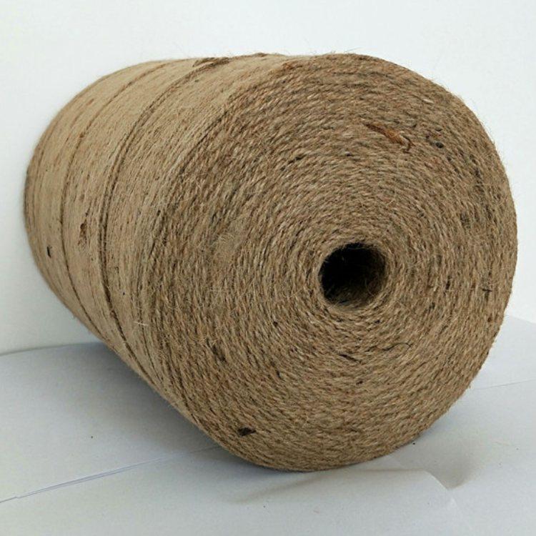 捆扎编织麻绳图片 捆绑麻绳手工 瑞祥 多股麻绳手工