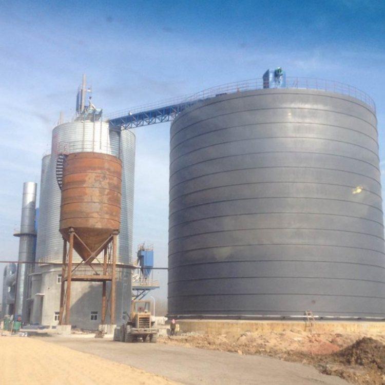 10万吨粉煤灰储存库哪家好 国华 10万吨粉煤灰储存库报价