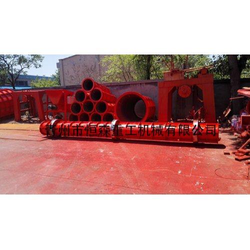 恒森重工 生产水泥管机械哪家好 水泥管机械厂家