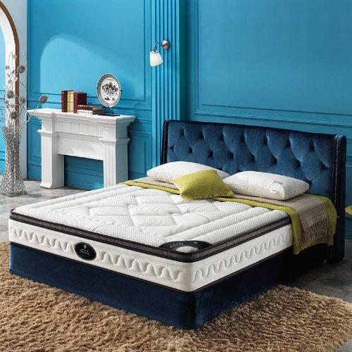 瑞之馨 单人乳胶床垫企业 乳胶床垫腰椎 棕垫乳胶床垫企业