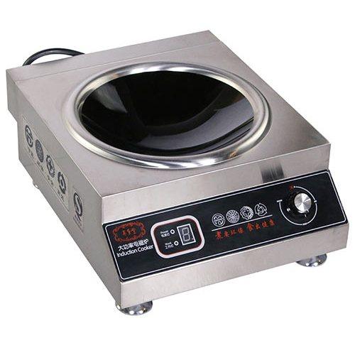 四头煲仔商用电磁灶批发 迅腾厨具 小功率商用电磁灶报价