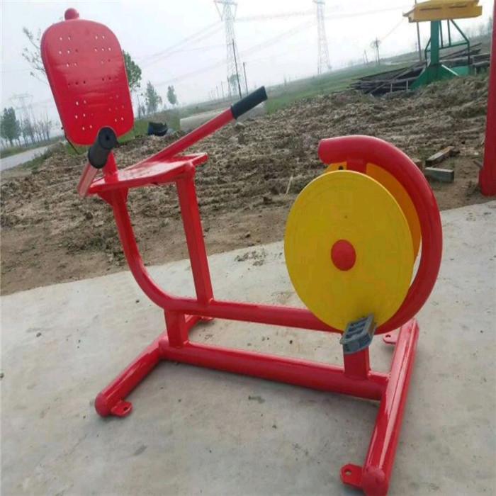 小区健身器材采购 晶康牌公园健身路径器材制作工艺上乘