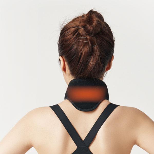 启原纳米科技 新款石墨烯远红外护颈改善颈椎 石墨烯远红外护颈