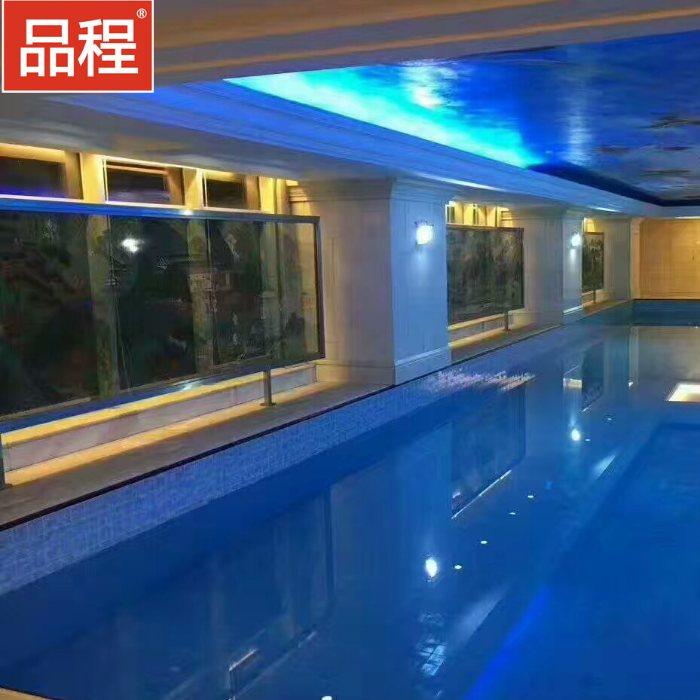 供应游泳馆水处理设备 郑州品程泳池水紫外线消毒器价格
