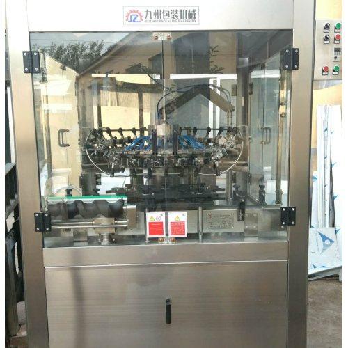 全自动酒瓶洗瓶机 小型自动酒瓶洗瓶机生产 青州九州灌装