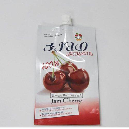 同舟包装 果汁饮料吸嘴包装袋设计 陕西吸嘴包装袋定制