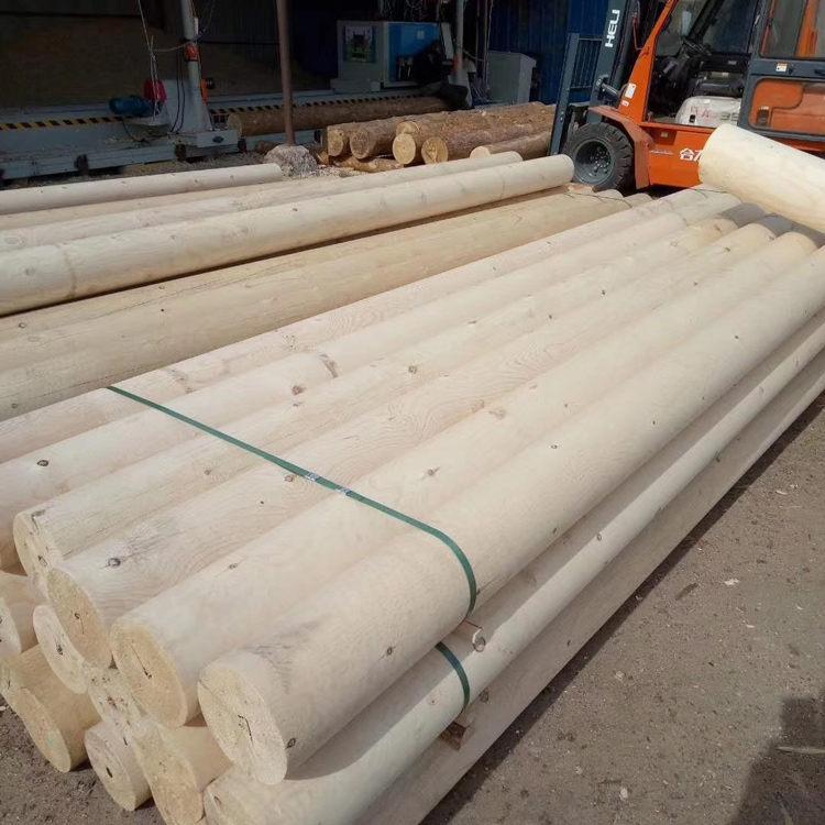 绿化工程防腐木生产商 室内防腐木推荐 红企木业