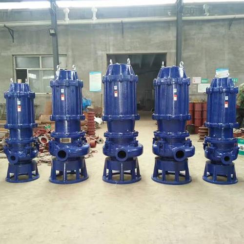 潜渣泵护套 河北汇强泵业有限公司 液下潜渣泵 立式潜渣泵
