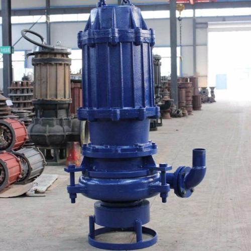 潜渣泵 河北汇强泵业有限公司 立式潜渣泵 潜渣泵护套