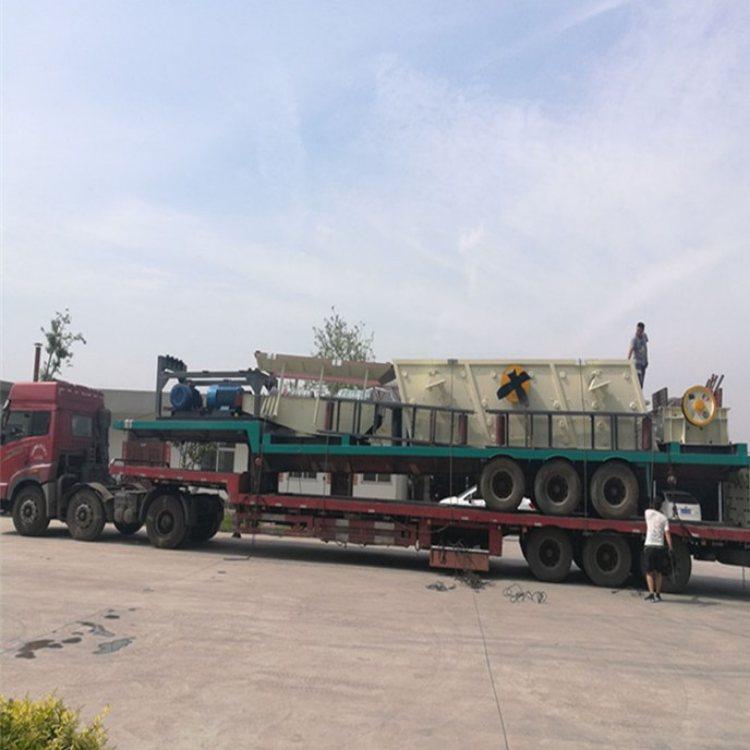 全自动移动制砂生产线型号 鸣远 移动制砂生产线报价
