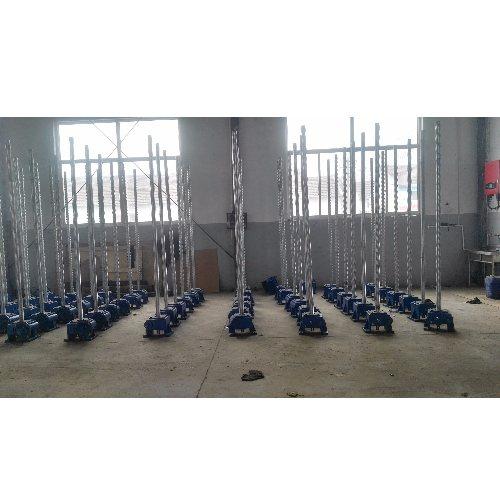 SGA300 200 100螺旋升降机定制 旭睿 SGA螺旋升降机生产厂
