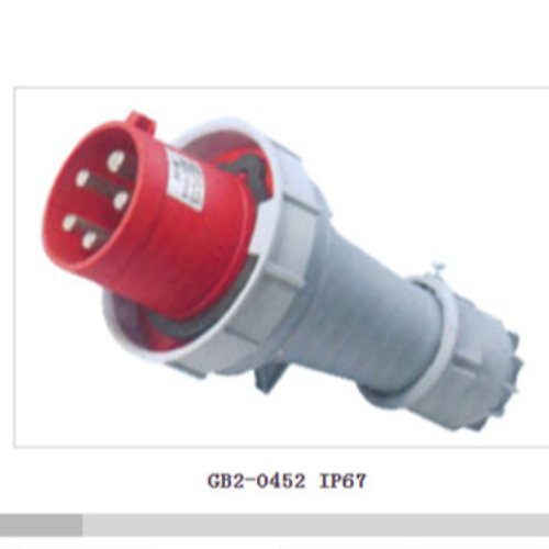 防水连接器生产 大电流防水连接器批发 Geeben吉本 防水连接器