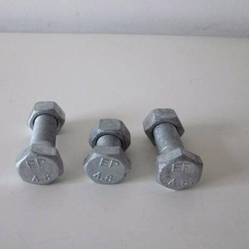 热镀锌螺栓 热镀锌螺栓厂 熔炬紧固件