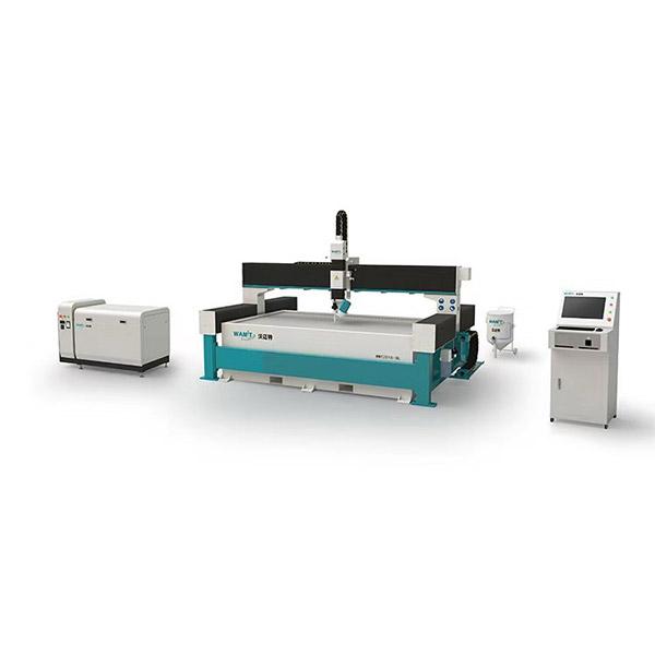 沃迈数控 伺服直驱泵水切割机制造商 铝板水切割机报价