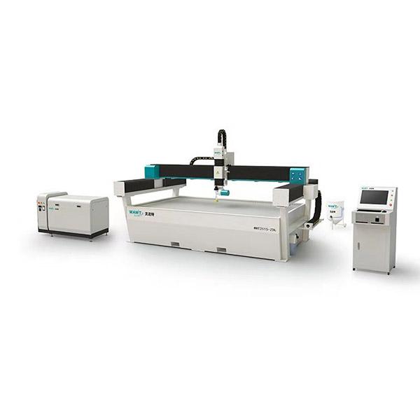 光学玻璃水切割机定制 高压水切割机制造商 沃迈数控