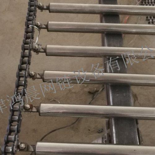 鸿晨 A定制不锈钢支杆网链厂家 不锈钢支杆网链厂家