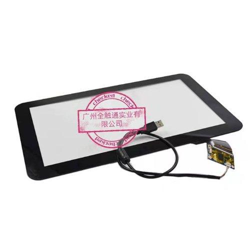 工业自动化12.2寸电容屏定做 商业显示12.2寸电容屏 全触通实业