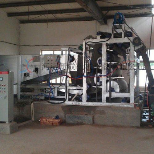 污泥压滤机 哪里有污泥压滤机多少钱 新成机械