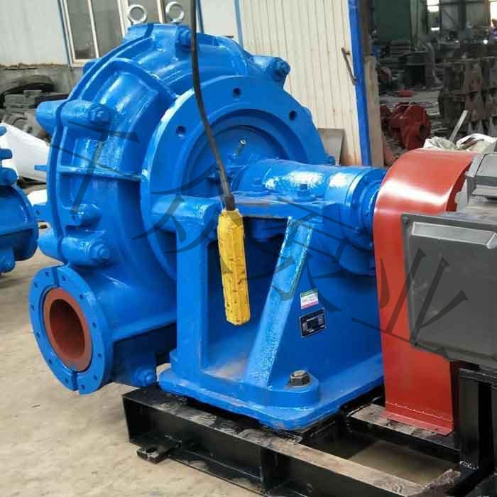 千众泵业 耐磨渣浆泵原理 保定渣浆泵原理 保定渣浆泵原理规格