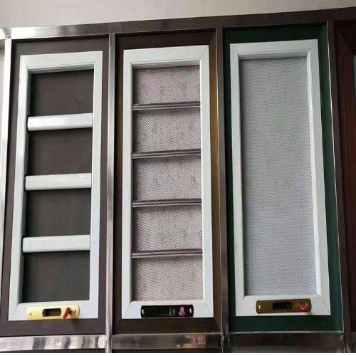 金刚网纱窗-工程定制-安全防护-阳台防护-金刚网定制