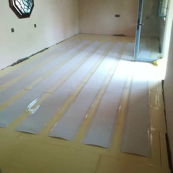 家用石墨烯碳纤维地暖