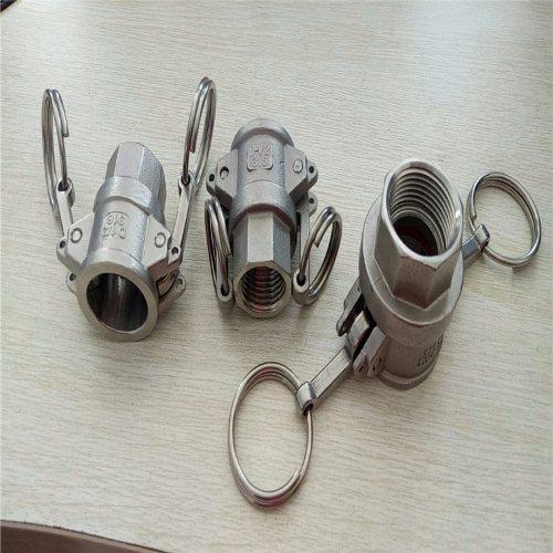 304材质法兰羊角接头如何使用 宏通 3寸法兰羊角接头批发