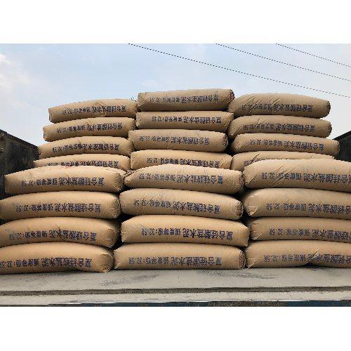 润合 袋装硅酸盐水泥供应商 肇庆硅酸盐水泥标号